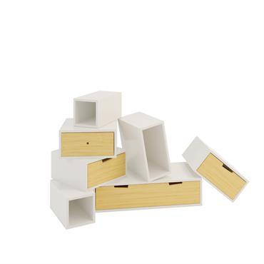 Dormir, s'asseoir, monter, cloisonner, tout est possible avec les cinq modules du programme Brick©. Ils se combinent à l'infini pour ... Domozoom