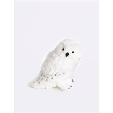 Peluche Hedwige Petit format Collection Harry Potter blanc
