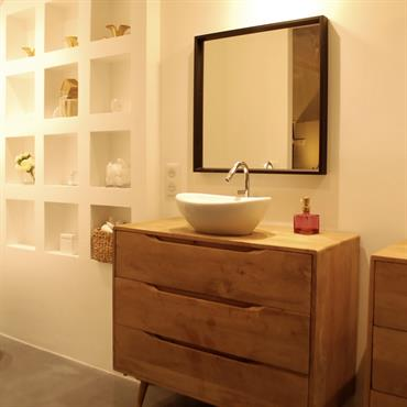 Rénovation d'une salle de bain  Domozoom