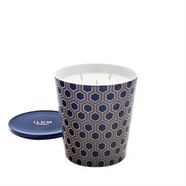 Bougie parfumée Ilum / Cologne rétro - Ø 11 x H 13