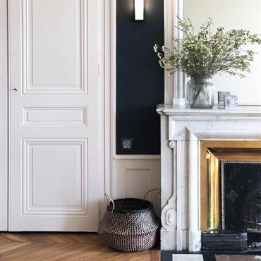 Un projet complet dans lequel nous avons rénové un appartement Haussmannien du 6e arrondissement de Lyon. 130m² à revoir / ... Domozoom