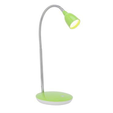 Lampe acrylique verte led