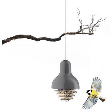 Mangeoire à oiseaux / Boule de graisse - Eva Solo gris