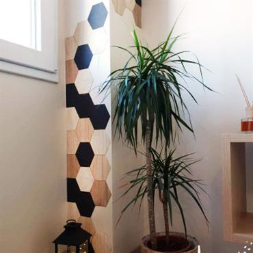 Coaching déco plus option croquis pour un salon. Décorer et personalisé le salon dans un style original avec des teintes ... Domozoom