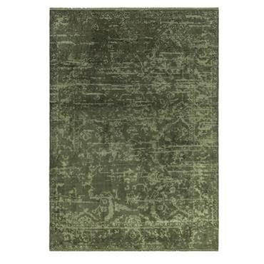 Tapis moderne en Polyester Vert chèvrefeuille 120x170 cm