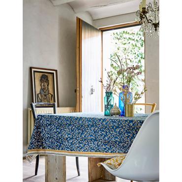 Nappe Malini - Collection Jamini Design imprimé palmes