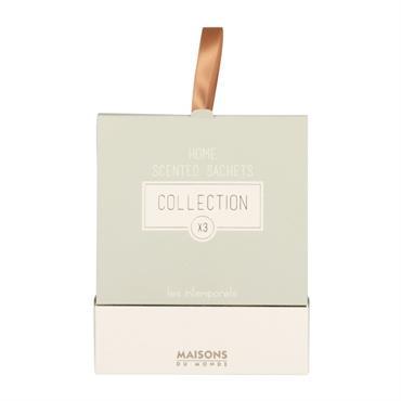 Sachets parfumés senteur bois précieux