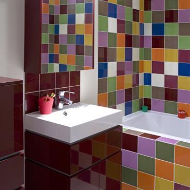 Le challenge : créer dans ce plateau viabilisé un appartement familial comprenant 1 cuisine ouverte sur le séjour, 3 chambres ... Domozoom
