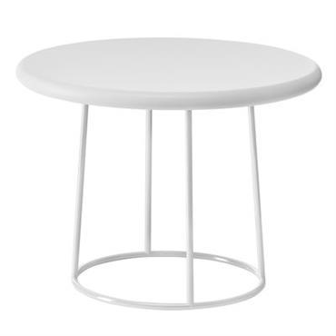 Table basse Olivia / Ø 70 x H 50 cm - Plastique