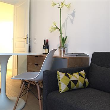 Appartement neuf de 38M2, 2 pièces, 1er étage à Issy Les Moulineaux  Domozoom
