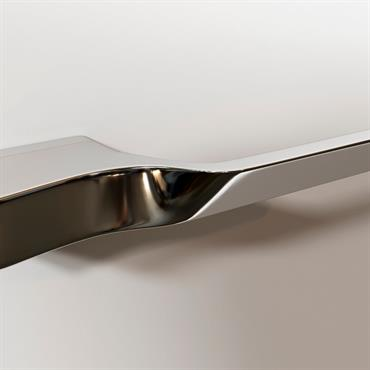 We won first place in a door handle design competition for an Italian manufacturer Linea Cali  Domozoom
