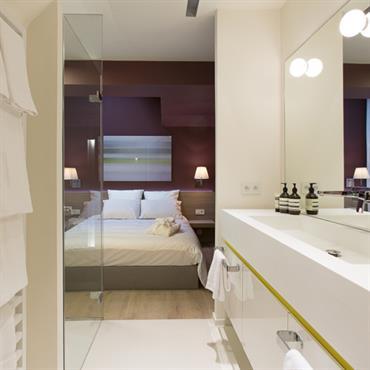 Zoom Sur Les Suites Avec Salle De Bains Par L Agence De Design D