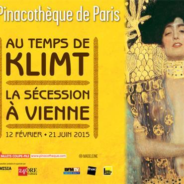 Présentée à la Pinacothèque de Paris du 12 février au 21 juin 2015, l'exposition Au Temps de Klimt - La ... Domozoom