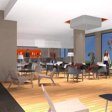 Transformation d'un bâtiment en hôtel boutique à Istanbul  Domozoom