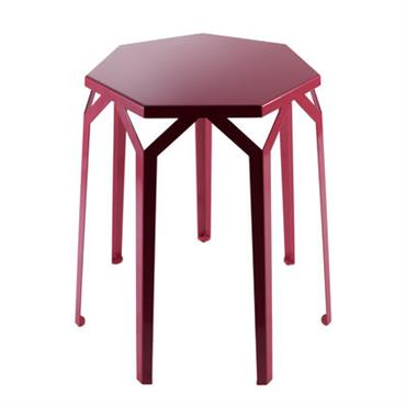 Table basse Ripe / 56 x 56 x H 60 cm