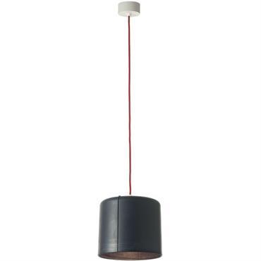 Suspension noire et rouge Candle 2 - In-es