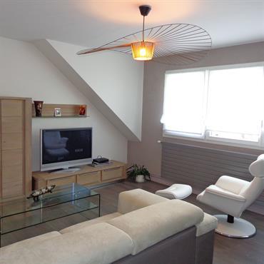 Rénovation d'un rdc et d'un étage d'une maison pour en faire deux appartements  Domozoom