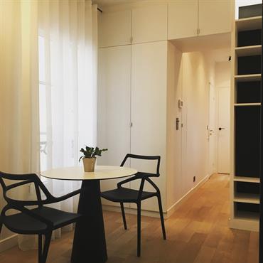 Rénovation, aménagement et décoration d'un appartement 2 pièces  Domozoom