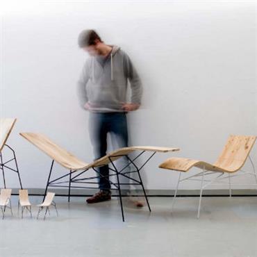 Jules Levasseur est un jeune designer formé à l'ESAD de Reims. Il aime les techniques et la matière et les ... Domozoom