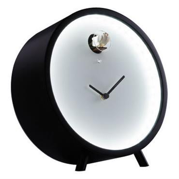 Horloge à poser Plex à coucou / Lumineuse - Diamantini & Domeniconi