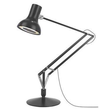 Lampadaire Type 75 Giant / H 270 cm - Anglepoise gris graphite