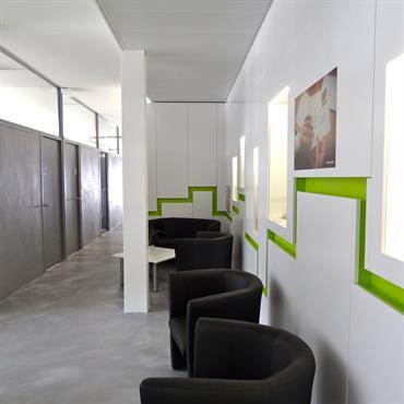 Réorganisation de l'accueil  Domozoom
