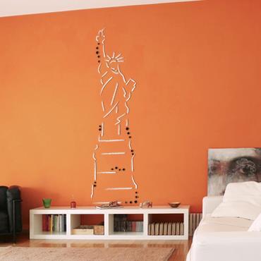 Découvrez nos décorations murales personnalisables. Nos décorations murales sont à personnaliser selon vos idées et vos envies.  Domozoom