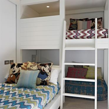 Par contrainte ou par choix, les enfants sont parfois amenés à cohabiter dans une même chambre. Si certains enfants choisissent ... Domozoom