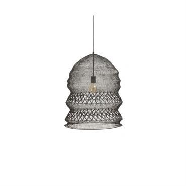 Suspension design style bohème métal - Nordal