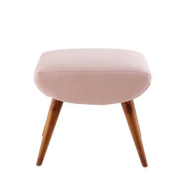 Et si vous ajoutiez chez vous une douce atmosphère ? Craquez pour le tabouret rose MIA , qui rend hommage au design scandinave grâce à son look contemporain. Ses pieds ...