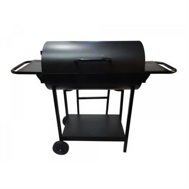 Barbecue double foyer au charbon de bois 69