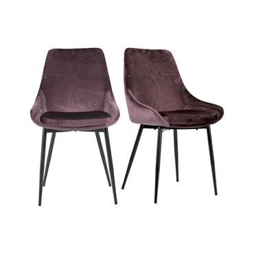 Adoptez les chaises ZAIPO au look contemporain bien défini et amenez un peu de nouveauté à votre salle à manger. Vous allez apprécier l'ambiance cocooning qui prendra place dans votre ...