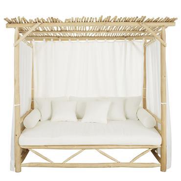 Ce produit est composé à partir de bois récupéré. Ce système permet doffrir une deuxième vie à la matière première. Retrouvez le luxe exotique de vos dernières vacances à Cancún ...