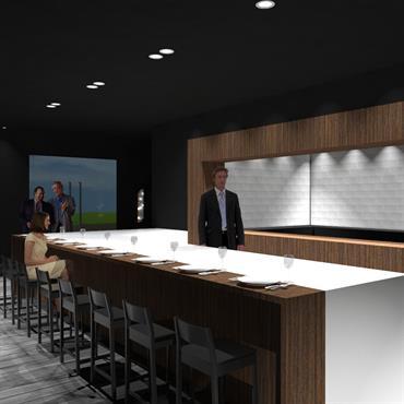 Transformation d'un restaurant   Domozoom
