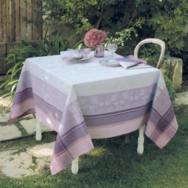 Lot de 4 serviettes de table Faïences GARNIER THIEBAUT