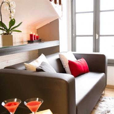 Appartement Hôtel avec espace professionnel  Domozoom