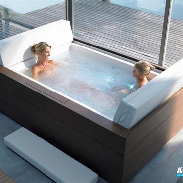 Retrouvez des baignoires de balnéothérapie issues des plus grandes marques !  Faites place au bien-être et à la détente avec ... Domozoom