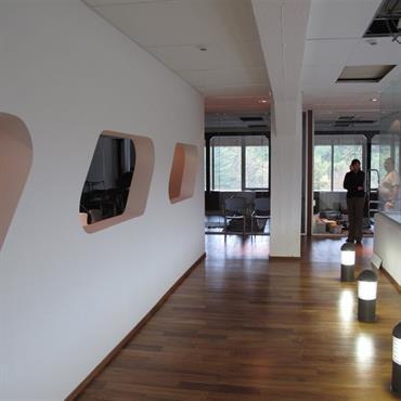 Transformation et aménagement d'une surface de bureau de 1.350 m2  Domozoom