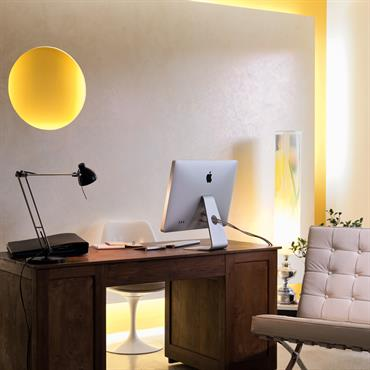 Un bureau paisible pour travailler  Domozoom