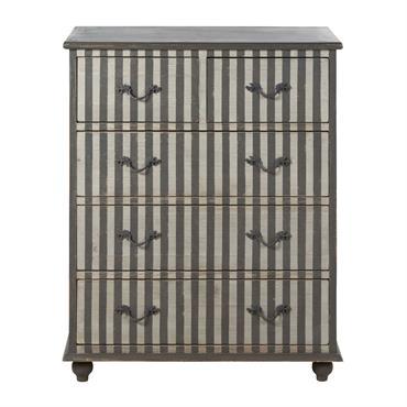 Ce produit est composé à partir de bois récupéré. Ce système permet d'offrir une deuxième vie à la matière première. Vous revoyez encore ces meubles romantiques à l'inspiration classique-chic prendre ...