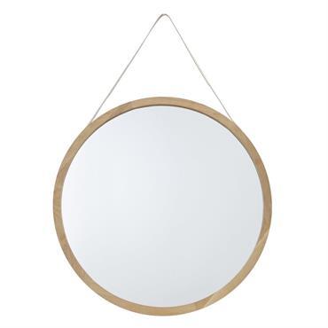 Miroir en chêne D80