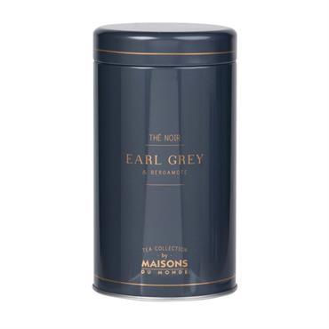 Grand classique du thé avec sa note fraîche de bergamote, l'Earl Grey réveillera vos matinées. Feuilles de thé noirs et saveur délicate d'agrumes, voyagez au cœur d'une recette tout en ...