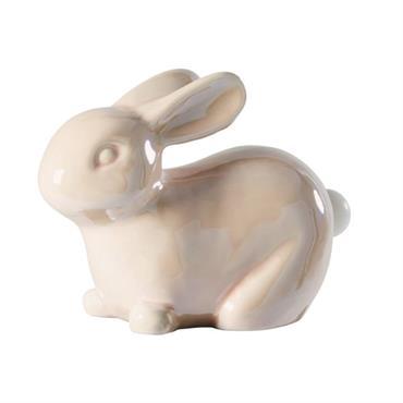 Pour diffuser une lumière douce et cosy dans la chambre de votre bambin, multipliez les petites sources de lumière comme la déco lumineuse lapin en céramique rose LEONTINE ! Vous ...