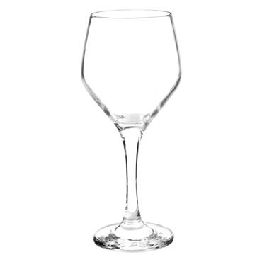 Verre à vin en verre