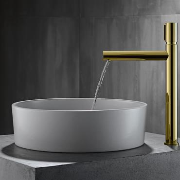 Optez pour une robinetterie design avec votre spécialiste Espace Aubade.  Domozoom