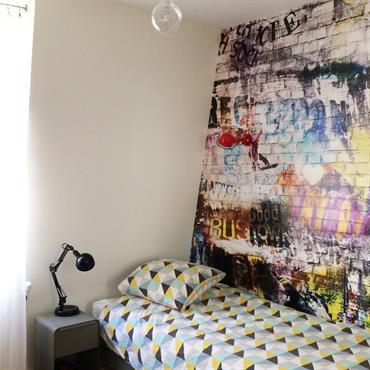 Chambre de garçon Urban Style