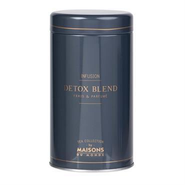 Thé vert arôme citronnelle - Boîte en métal 80 g