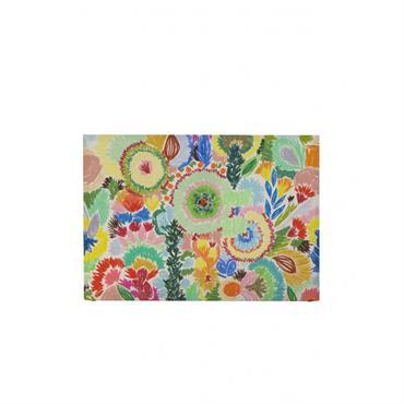 Tête de lit avec housse Multicolore 180 cm