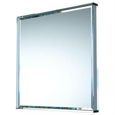 Miroir Prism carré / 99 x 99 cm - Glas Italia miroir