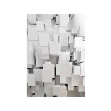 Papier peint Double lé Cubes 3D